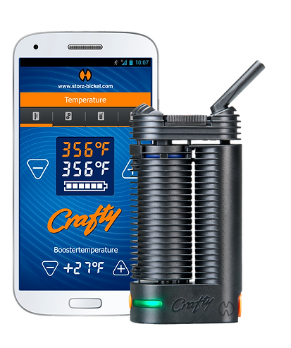 crafty, app, iphone, android, dry, herb, loose, leaf, ganja, marijuana, tank, starter, vaporiser, vapouriser, smoke, smoking, ecig, ecigarette, eliquid, nicotine, vape, vaping, vaper, vapour, reviews, best, review, new, latest