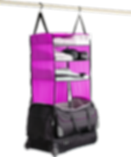 rise, roller, suitcase, case, wardrobe, fold, out, travel, business