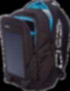 birksun, elevate, solar, charger, backpack