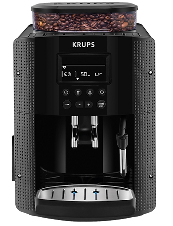 krups, ea8150,bean-to-cup,bean,to,cup,espresso, pod, coffee, review, machine, kitchen