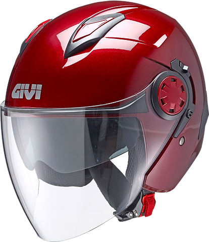 givi,12.3,stratos,review, crash,helmet,open,face,scooter,motorcycle