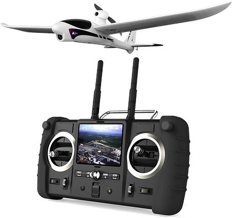hubsan, spyhawk, plane, v3,  review, reviews, glider, rc, radio, control, controlled, screen, monitor, camera, aerial, fly, glide, ailerons, steer, land, easy, fpv, first, person, view, controller, joystick, fly, sky