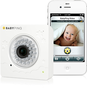 babyping, baby, ping, monitor, hd, wi-fi, ip, security, cam, camera, review, reviews, best, 720p, internet, web, monitor, homemonitor