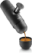 minipresso, GR, espresso, portable, travel, coffee, maker, pump