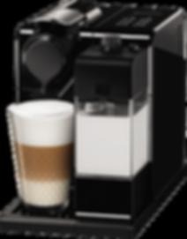 nespresso, latissima, touch, electric, espresso, pod, capsule, coffee, machine, kitchen, worktop