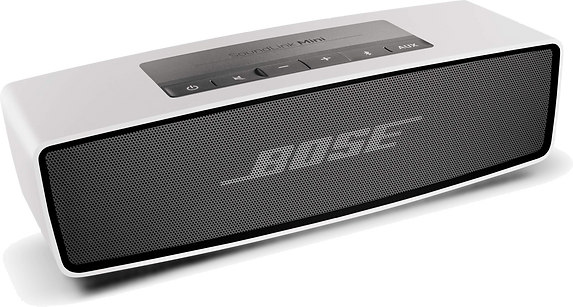 bose, soundlink, mini, speaker, travel, bluetooth, small, loud, superb, sound, quality, deep, bass, treble, music, aluminium, best, review, reviews, elegant, clear, hi-fi, audio