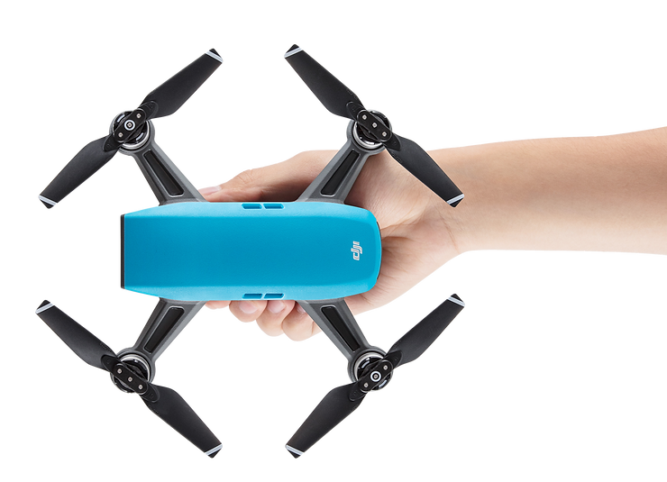 DJI, spark, drone, portable, camera, gimbal, uav, review