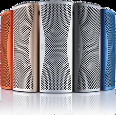 kef, muo, speaker, bluetooth, colour, colours, case, travel, small, loud, superb, best, quality, deep, bass, treble, music, aluminium, best, review, reviews, elegant, clear, hi-fi, audio
