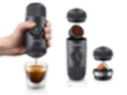 nanopresso, nespresso, travel, review, camping, gear, espresso, portable, maker, pump, pressure, hand