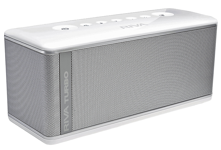 riva,turbo,x,travel,speaker,speakers,audiophile,premium,review,best