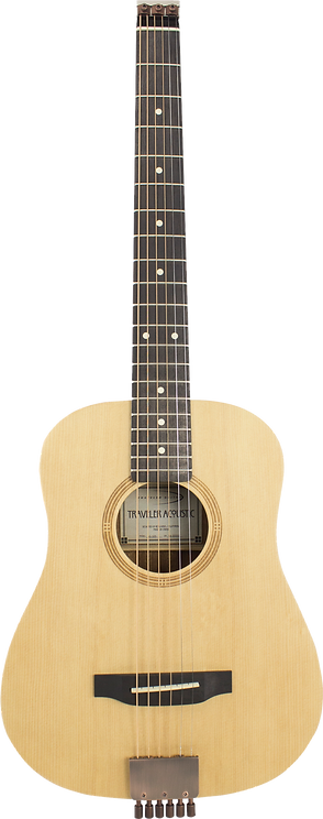 traveler, ag, 105, ag-105, traveller, small, travel, acoustic, guitar, portable