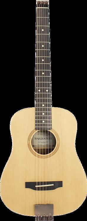 traveler, ag, 105, ag-105, traveller, small, travel, acoustic, guitar, portable