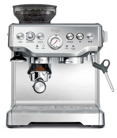 sage, barrista,express,bean-to-cup,bean,to,cup,espresso, pod, coffee, review, machine, kitchen