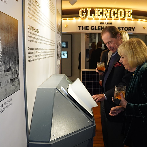 Sesquicentennial Exhibit Opening