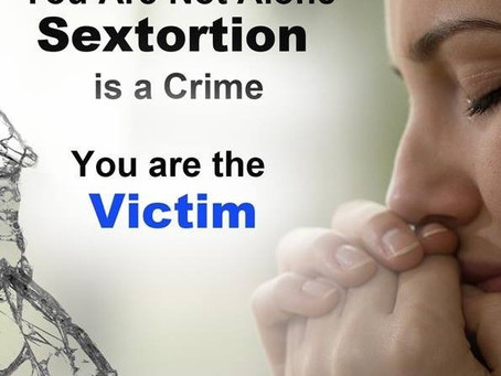 Sextortion - A crime of Passion