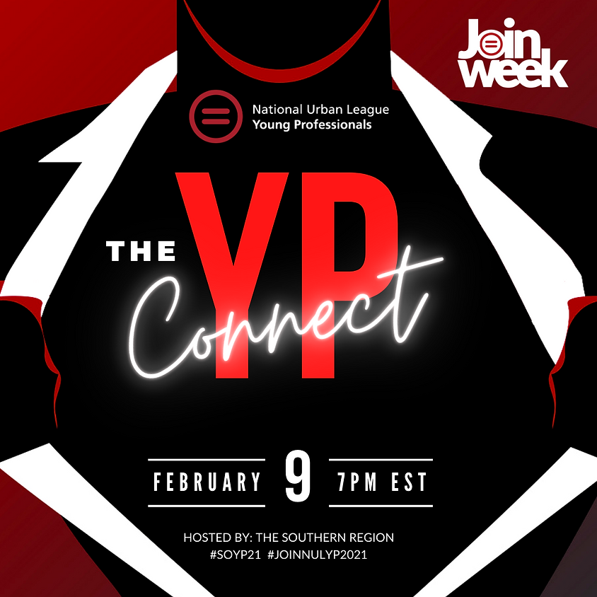 Join Week 2021 - The YP Connect (Southern Region)