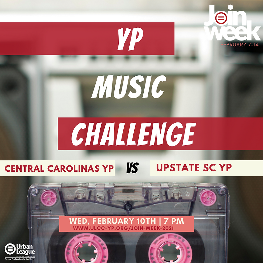 Join Week 2021 - YP Music Challenge