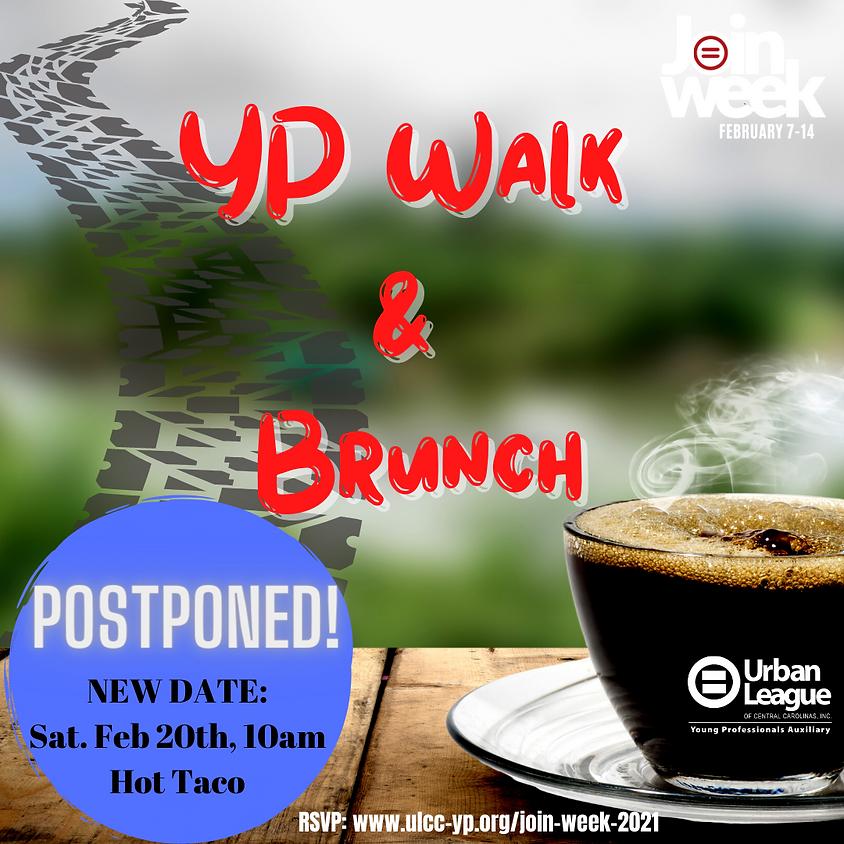 Join Week 2021 - YP Walk & Brunch