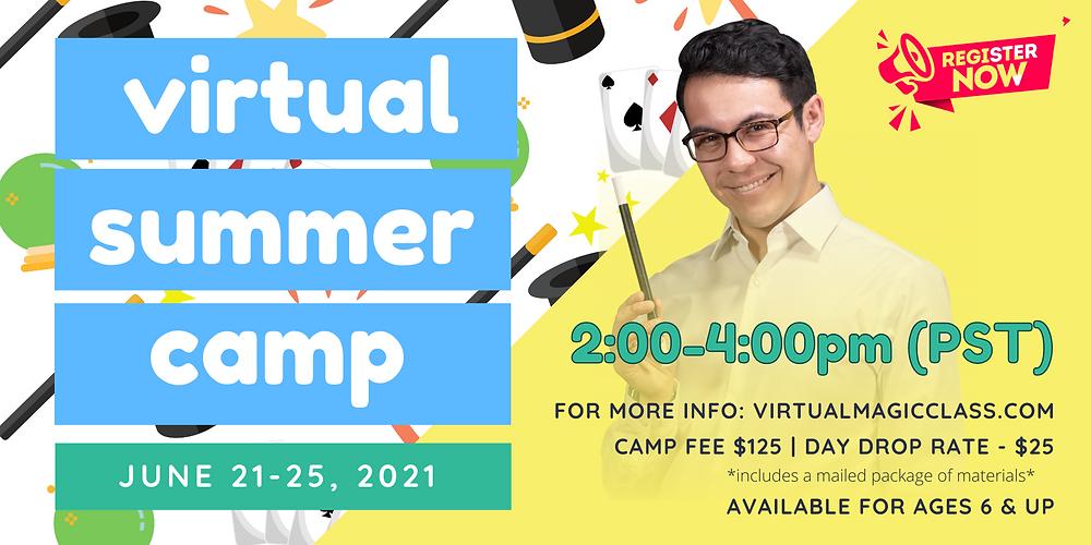 Virtual Summer Camp