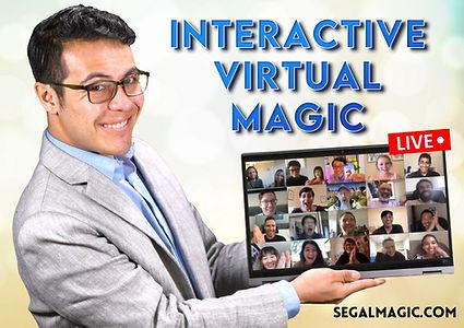 Virtual Interactive Magic