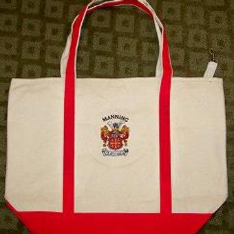Manning Tote Bag
