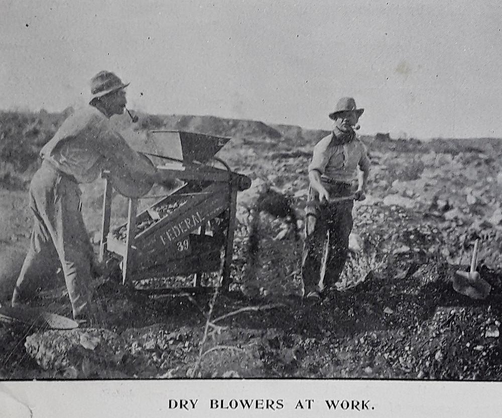 Dryblowers