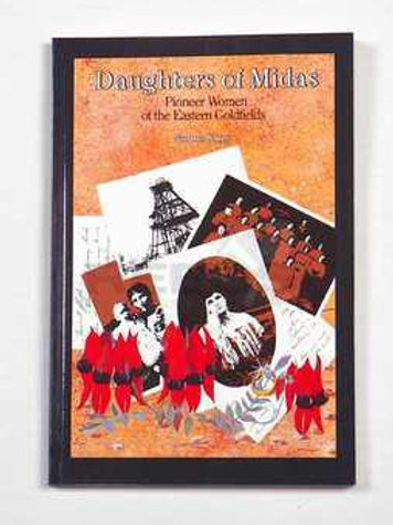 Daughters of Midas by Norma King 1988 Ed