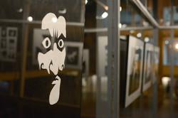 Exhibition at DKSG Belgrade, October