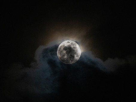 Moon Photography: Finding the Right Balance
