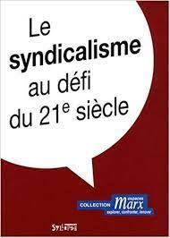 couverture livre syndicalisme défi