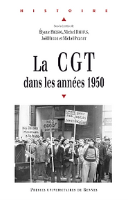 livre CGT années 1950 syndicalisme