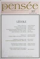 Dossier Laurent Frajerman, revue, école, débats pédagogiques, Antoine Prost, Deauvieau, Barrère