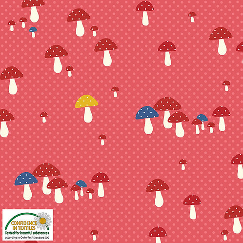Avalana Jersey pink / Pilze STOF