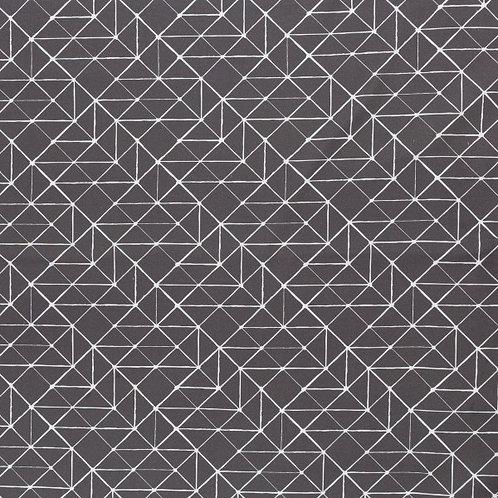 BW Kurt grau-weiß Grafik - Swafing