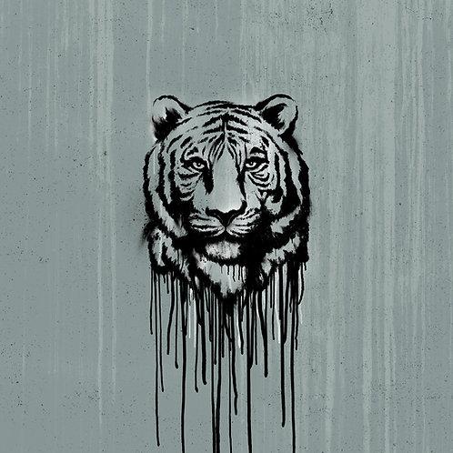 BW Jersey 160cm Wild Tiger by Thorsten Berger - Swafing