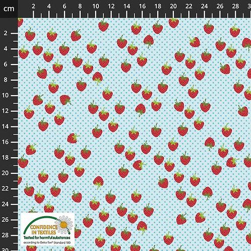 Avalana Jersey Erdbeeren - STOF