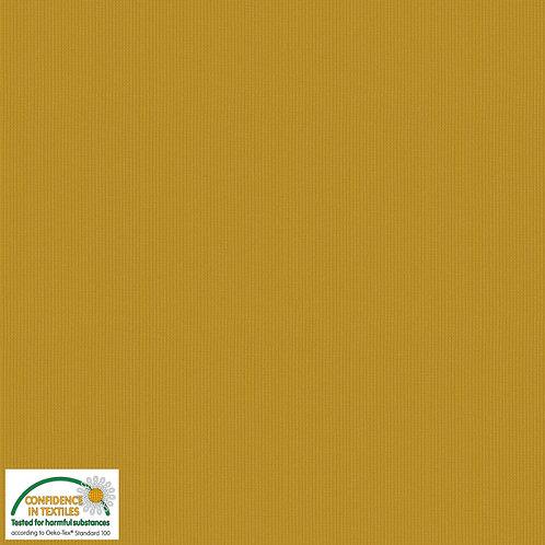 Avalana Rib Jersey senf - STOF - B�ndchen