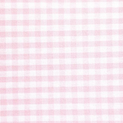 PW Stoff Canstein karo GROB rosa