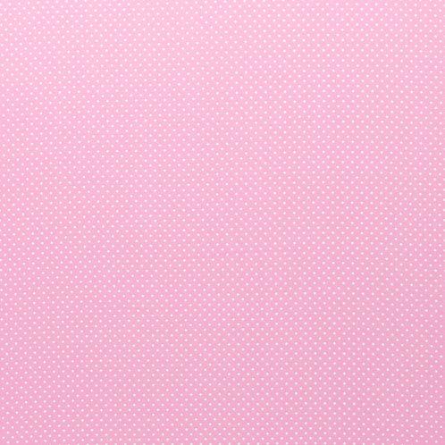 BW Judith rosa mit kleinen wei�en Punkten 148cm