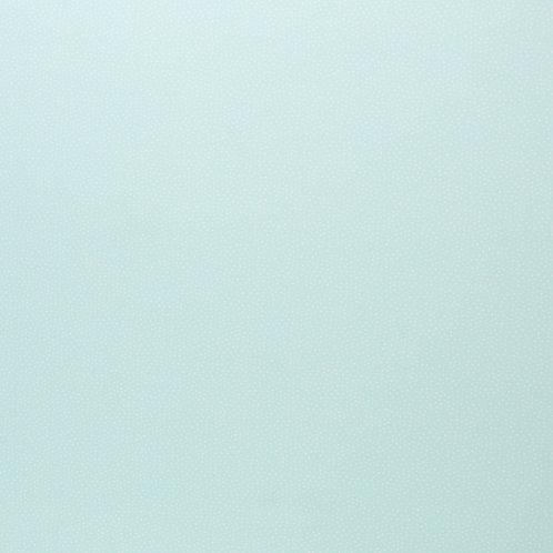 BW Jersey Little Spring mint - weiße Tupfen 160cm - Swafing