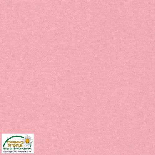 Avalana Jersey Solid uni rosa STOF