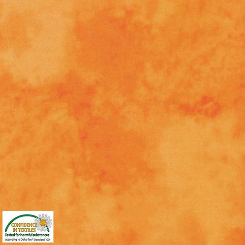 PW-Stoff - Quilters Shadow - hellorange - STOF