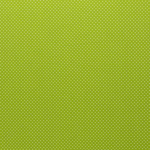 BW Judith grün mit weißen Punkten 148cm