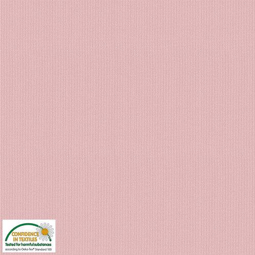 Avalana Rib Jersey rosa - Stof - Bündchen