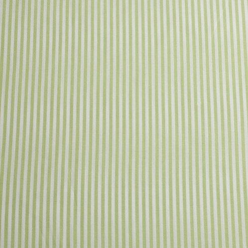PW Stoff Caravelle Streifen hellgrün