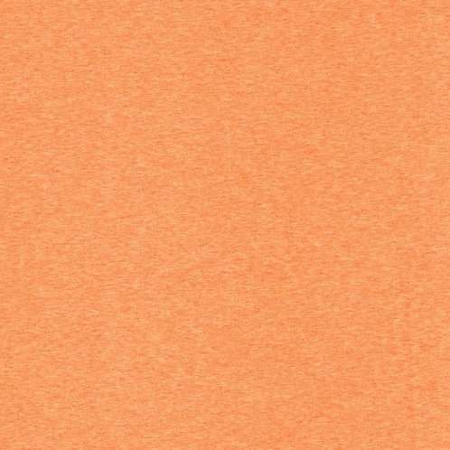 Jersey Sweat Jenna apricot mel. 155 cm - Swafing