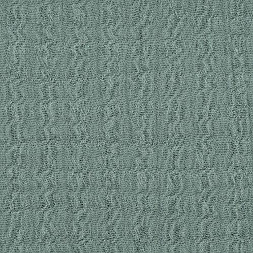 Musselin/Double Gauze - Jenke mint - Swafing