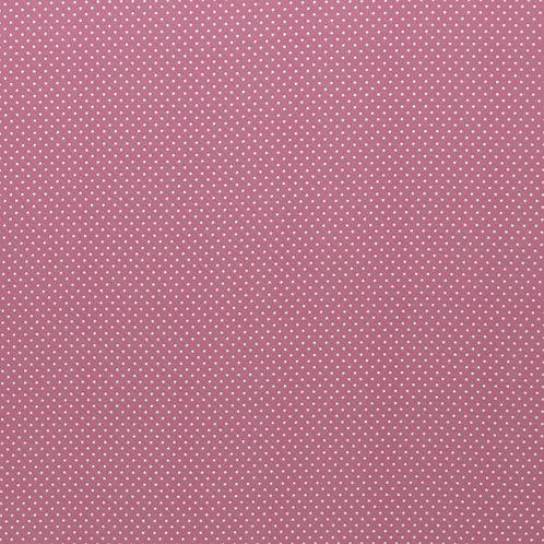 BW Judith rosé mit kleinen weißen Punkten 148cm