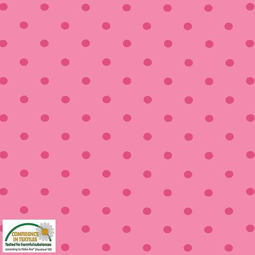 Avalana Jersey rosa gepunktet