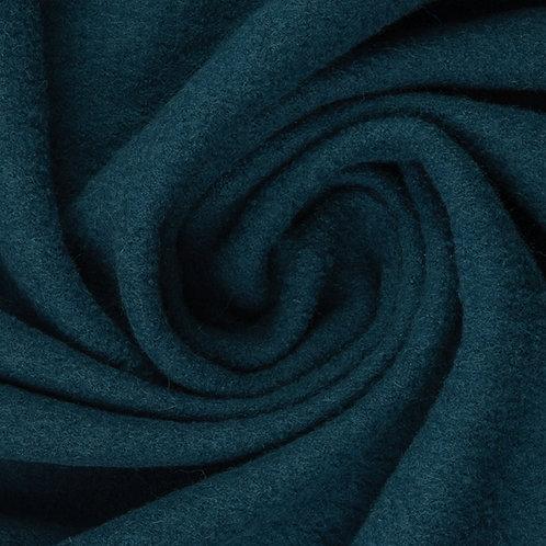 Wollwalk gekochte Wolle 100% Wolle - Naomi royalblau